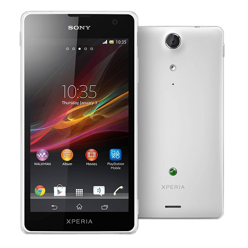 SONY Xperia TX [LT29I] - White - Smart Phone Android